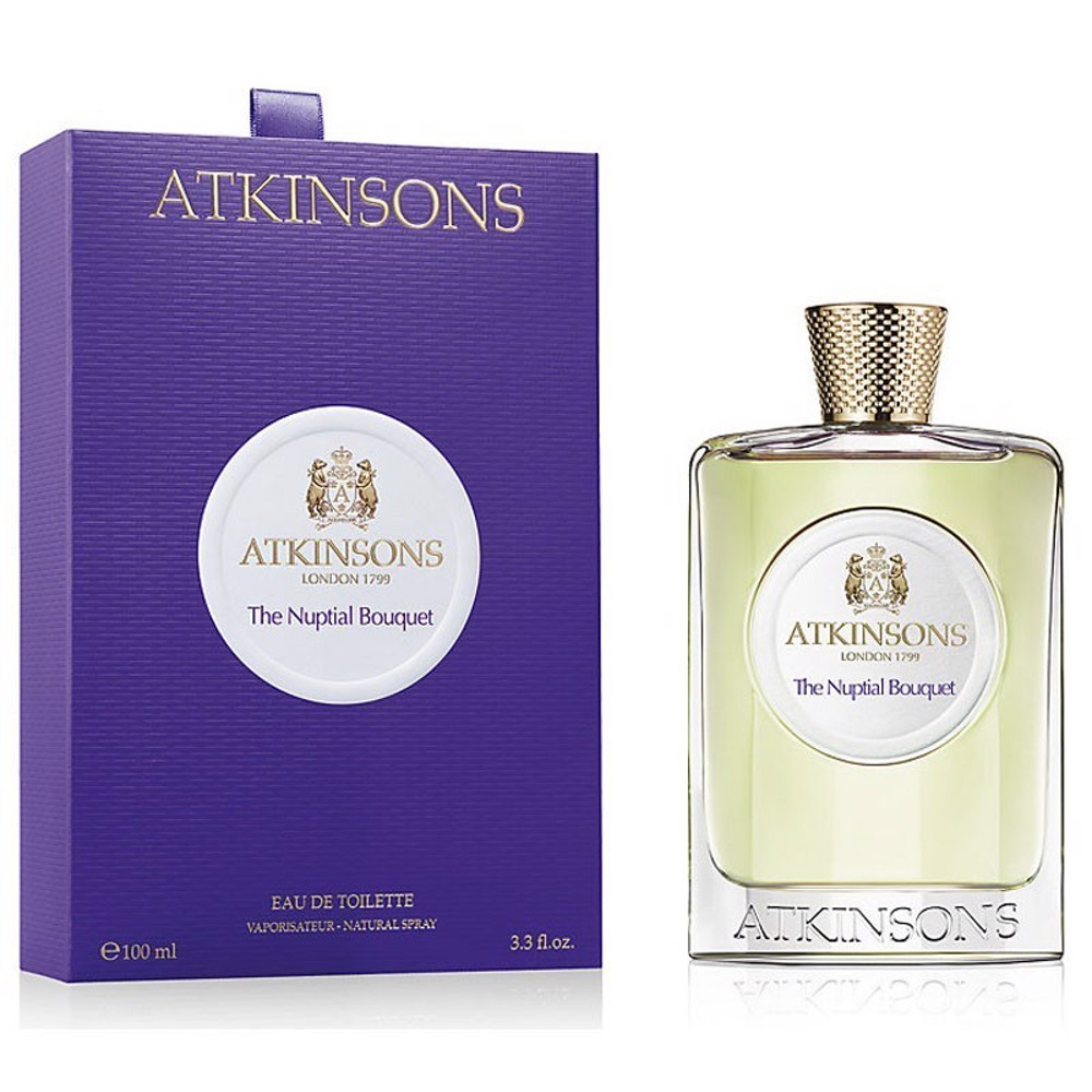 Atkinsons 1799 The Nuptial Bouquet Edt 100Ml
