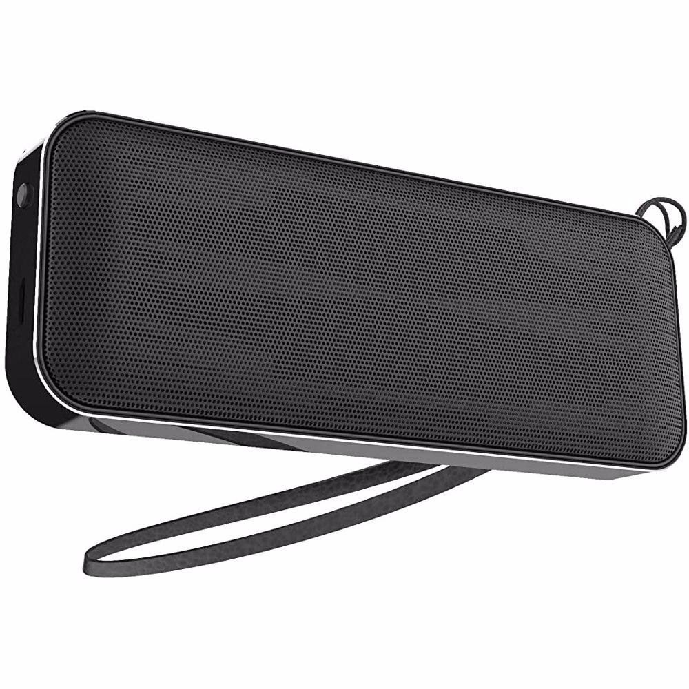 Astrum BT 027N BK Symphony Speaker - Handsfree + Aux/TF Card + Bluetooth 3.0 + NFC - 3W x 2 RMS - Black
