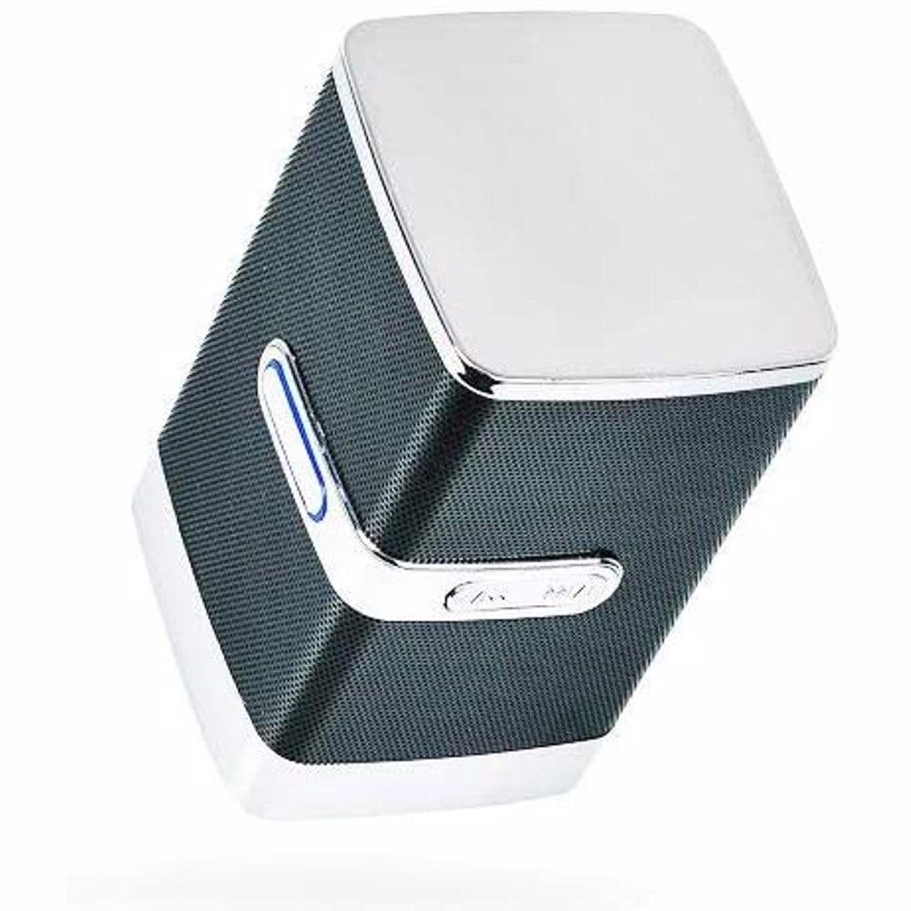 Astrum BT 027N GY Symphony Speaker - Handsfree + Aux/TF Card + Bluetooth 3.0 + NFC - 3W x 2 RMS - Grey