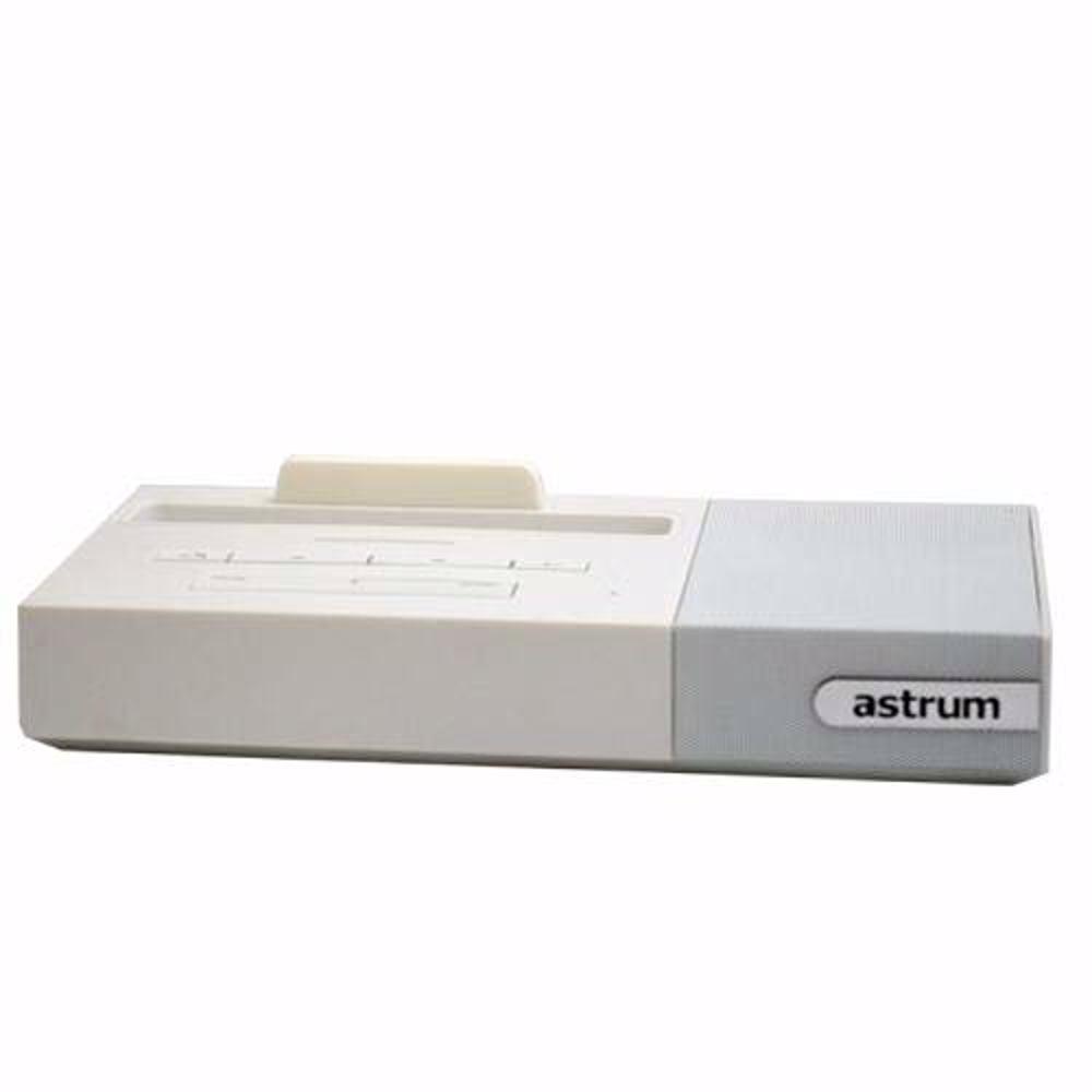Astrum BT 032D WH Universal Bluetooth Speaker Docking Station 4.0 BT SPK,USB / AUXIN / DC - White