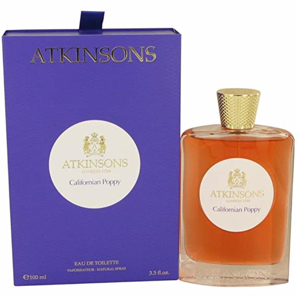 Atkinsons 1799 Californian Poppy (W) Edt 100Ml