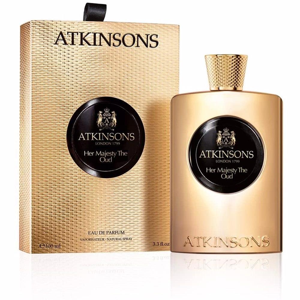 Atkinsons 1799 Majesty The Oud (W) Edp 100Ml