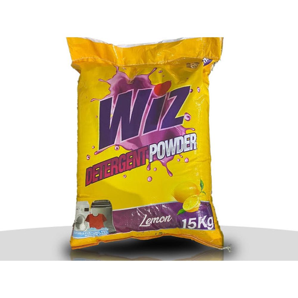 Wiz Detergent Powder - 15kg