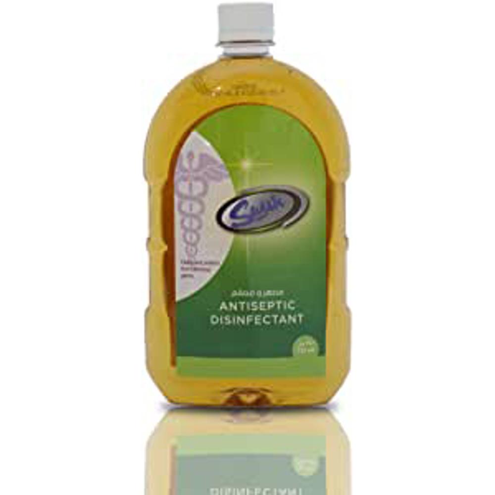Swish Lemon Disinfectant - 4 Pieces of 5L/Carton