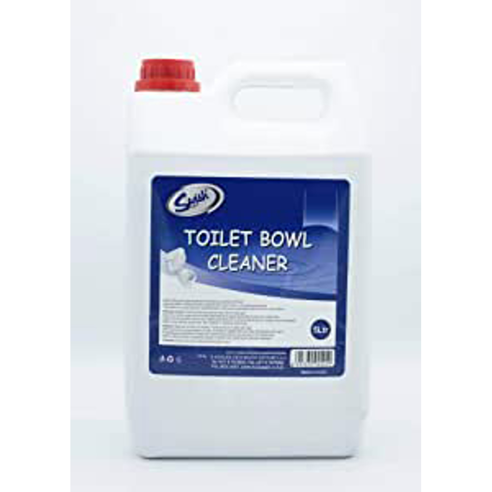 Swish Toilet Bowl Cleaner - 4 Pieces of 5L/Carton