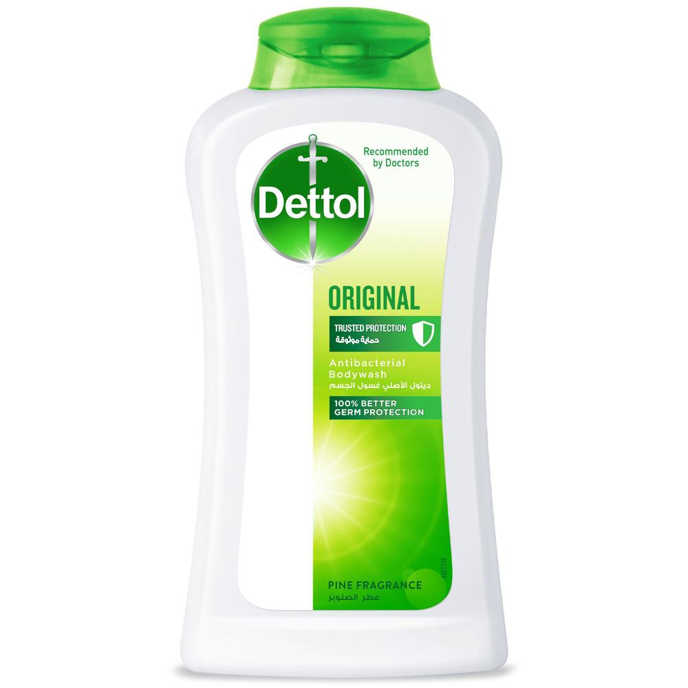 Dettol Original Anti-Bacterial Body Wash 250ml