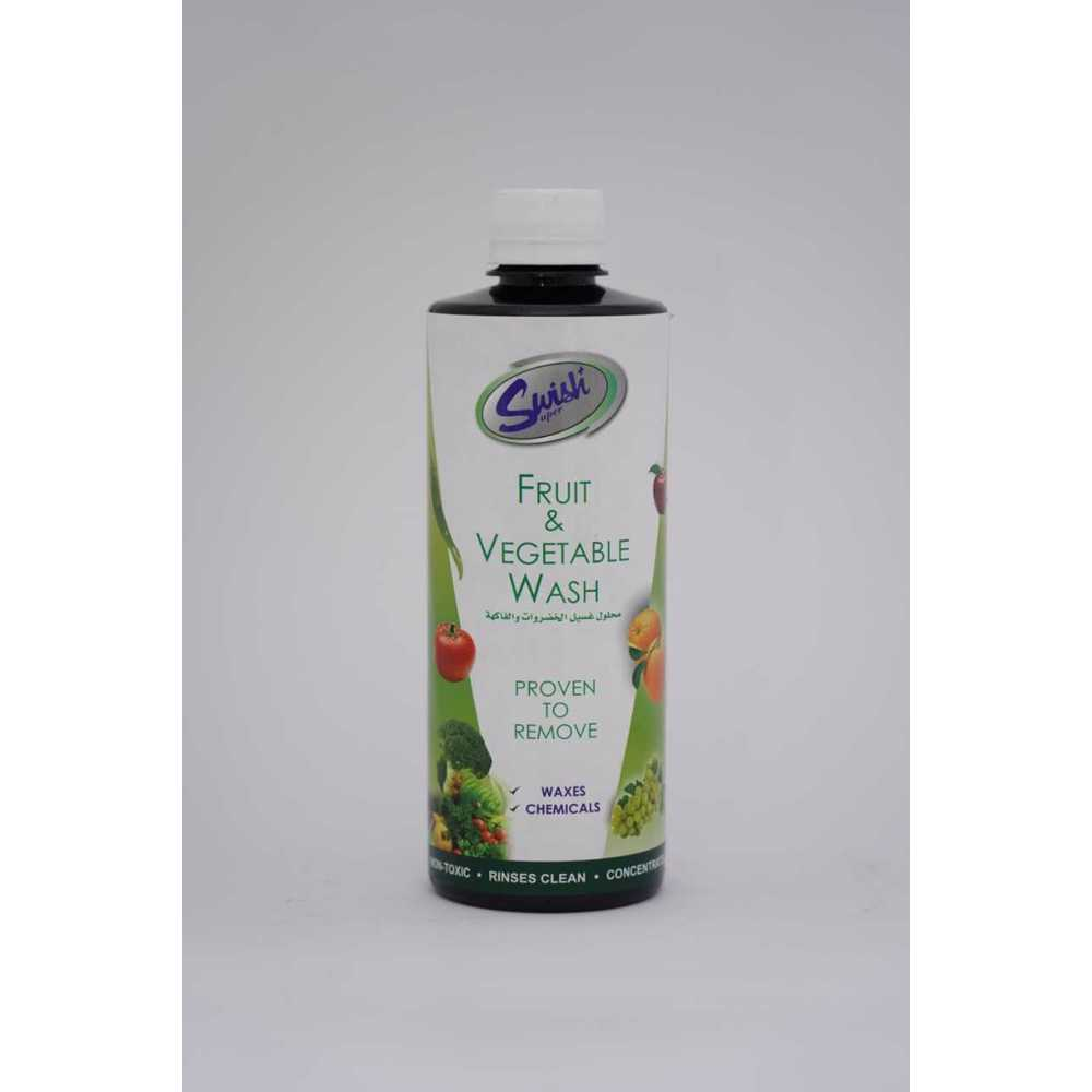 Swish Fruit and Vegetable Wash - 500ml