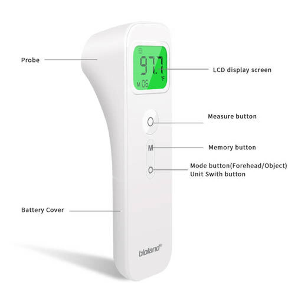 E127 Bioland Infrared Contactless Thermometer