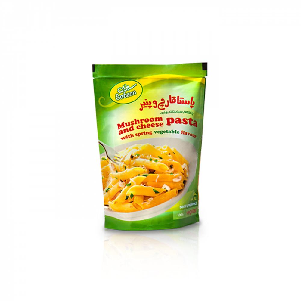 Sabzan Mushroom & Cheesse Pasta - 180 Gm
