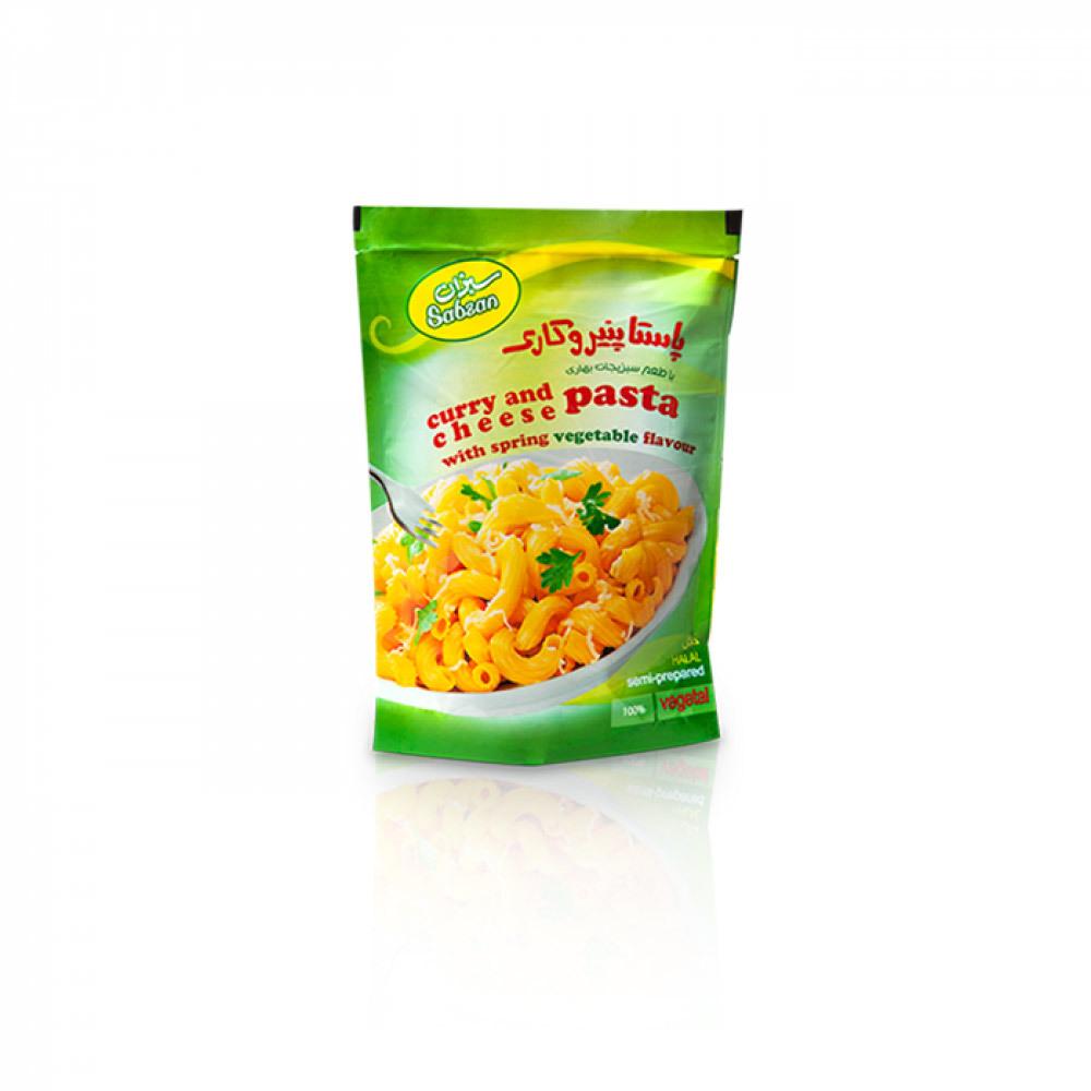 Sabzan Cheesse & Curry Pasta - 180 Gm