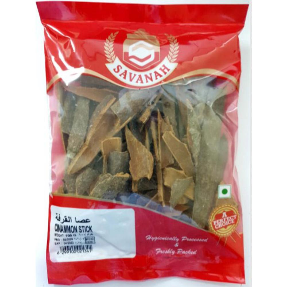 Savanah Cinnamon Stick - 100 Gm