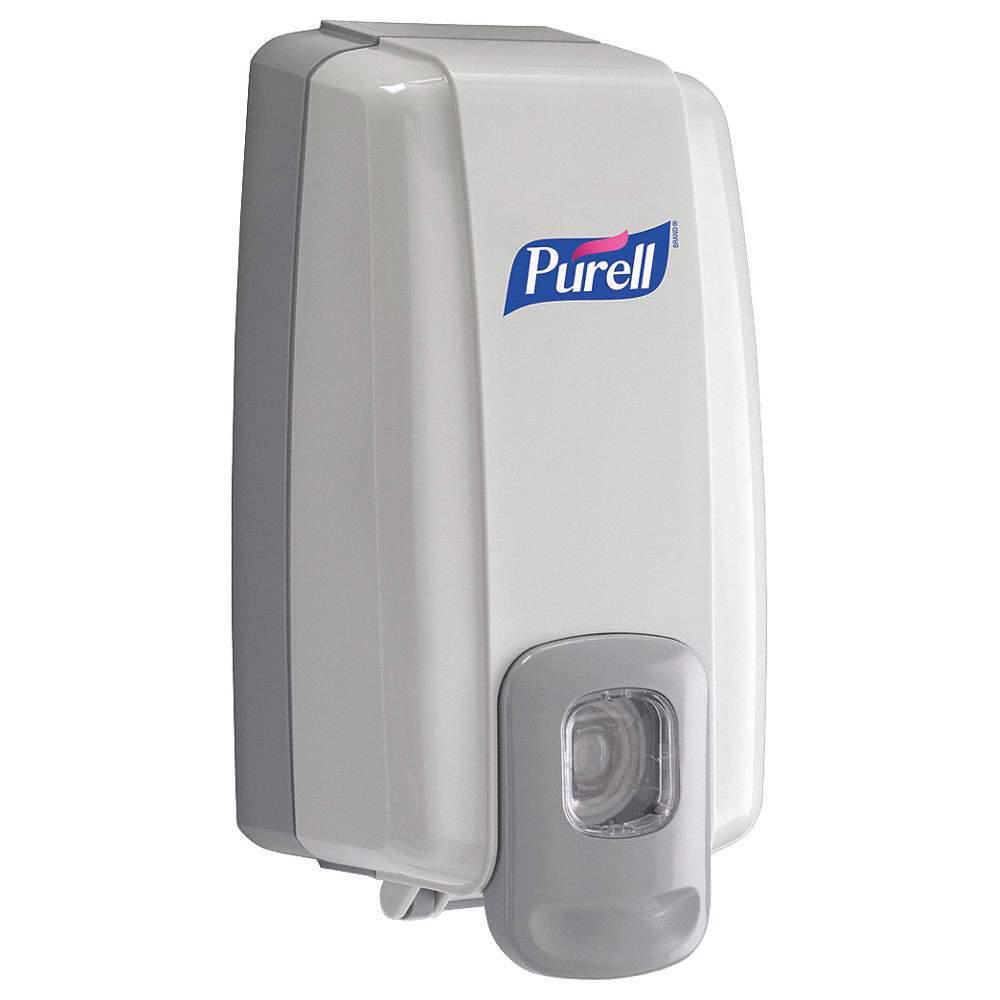 Purell 1000ml Wall Mounted Manual Dispenser - Grey