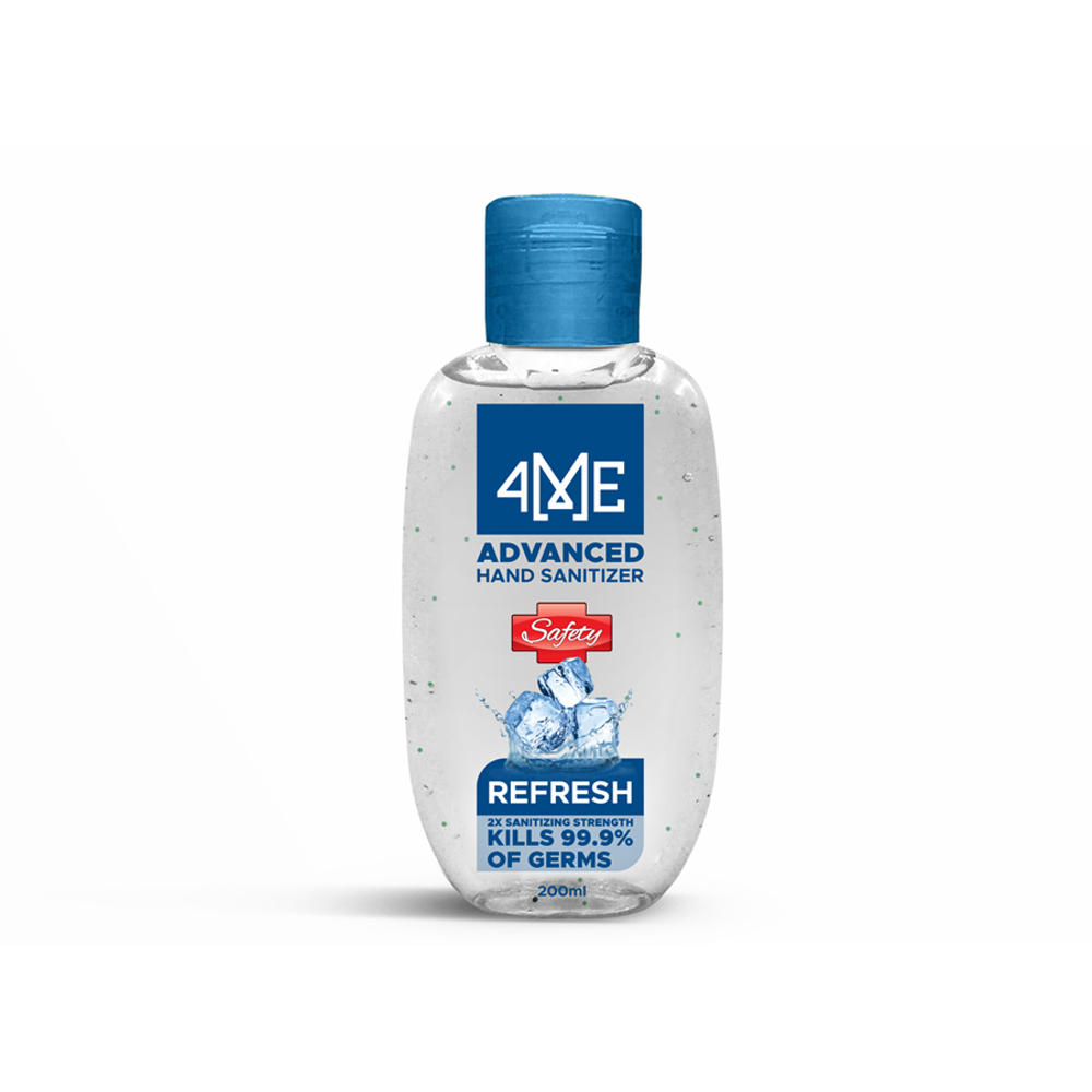 4ME Hand Sanitizer - 200ml (Refresh)