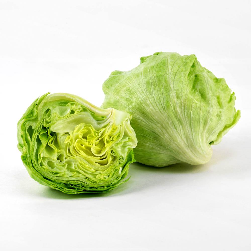 Del Monte Shredded Iceberg Lettuce 500Gm