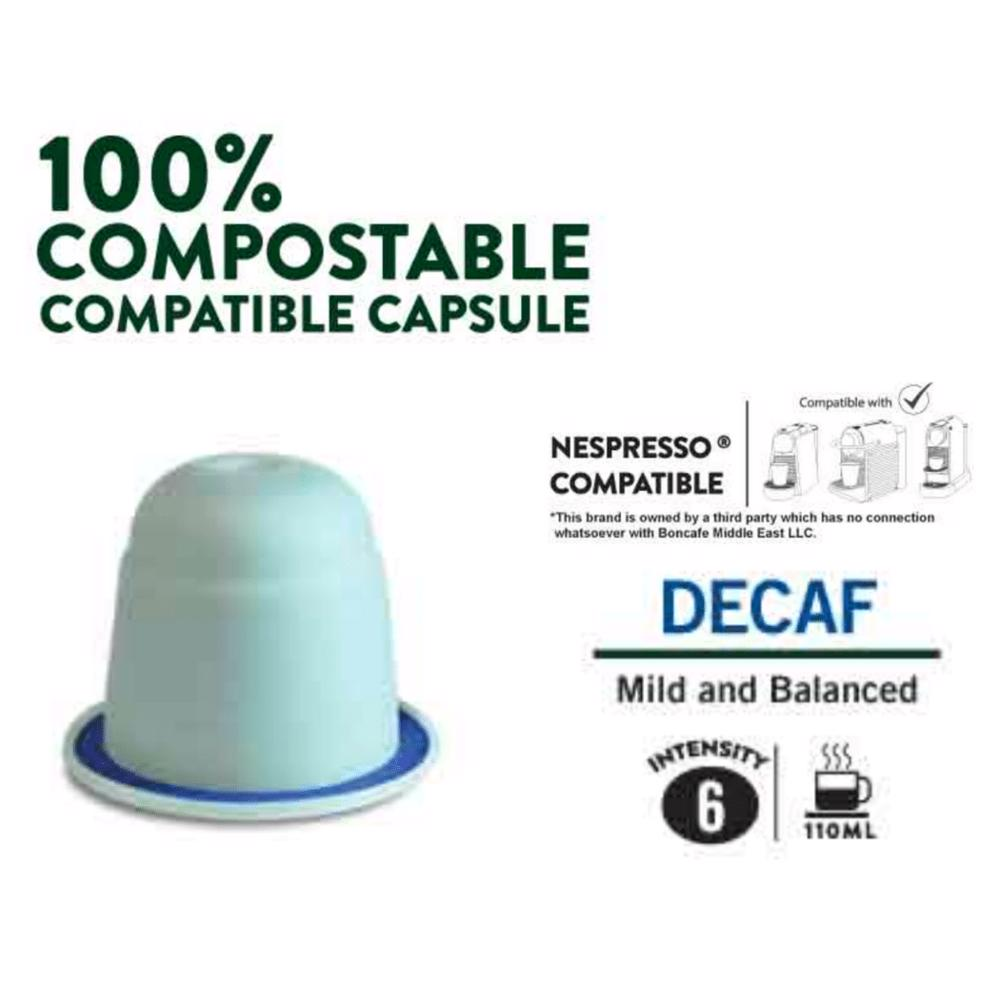Boncafe coffee capsules