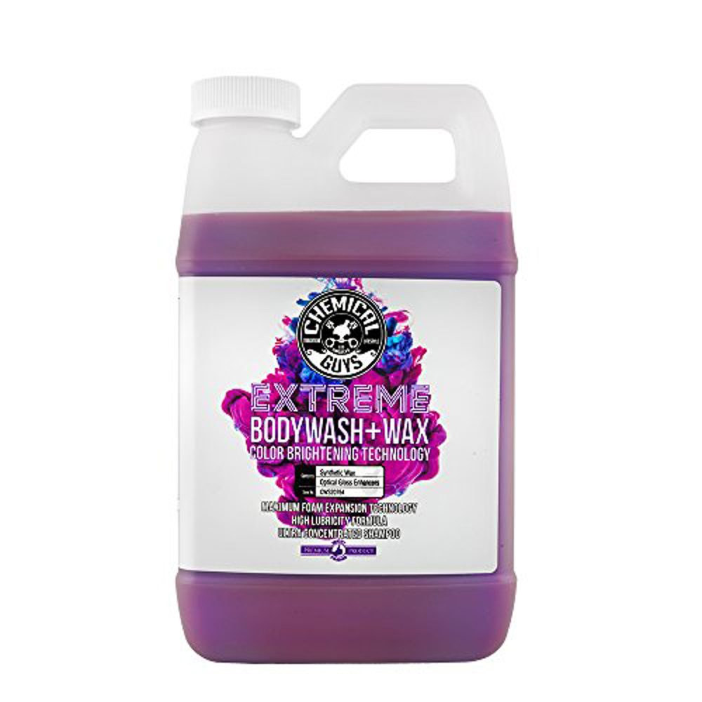 Chemical Guys CWS20716 Extreme Body Wash & Synthetic Wax - 16oz