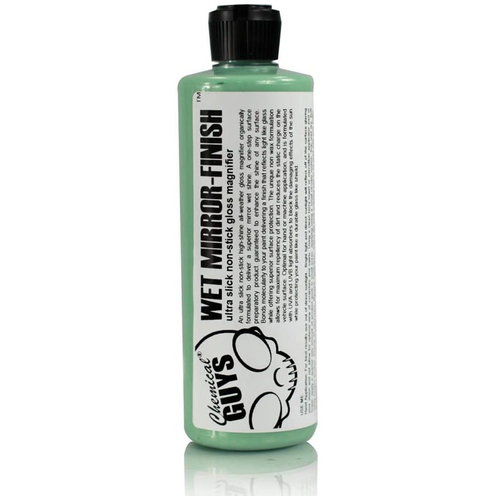 Chemical Guys GAP_104_16 Wet Mirror Finish Ultra Slick Gloss Magnifier - 16oz
