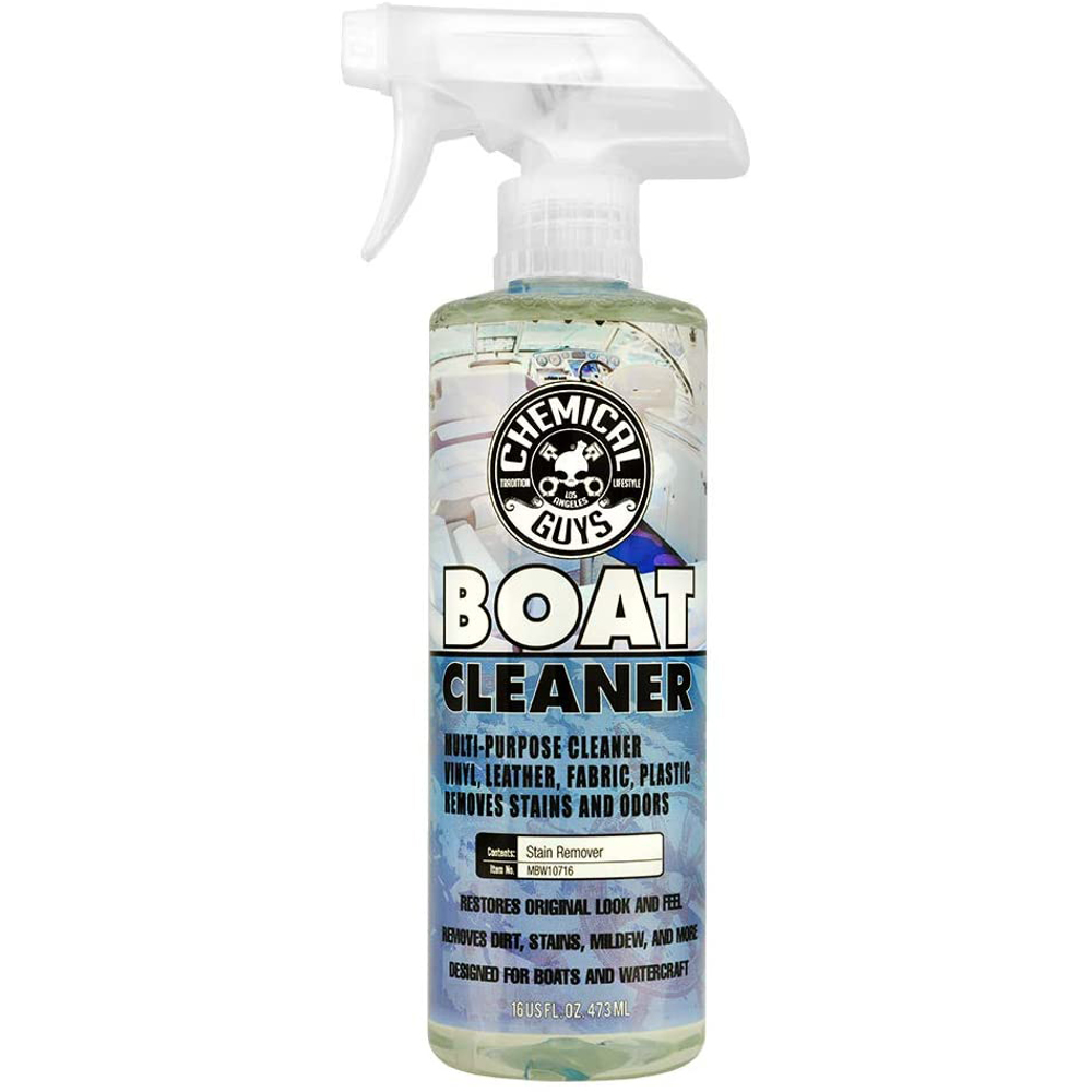 Chemical Guys MBW10716 Boat Heavy Duty Fabric & Vinyl Cleaner - 16oz