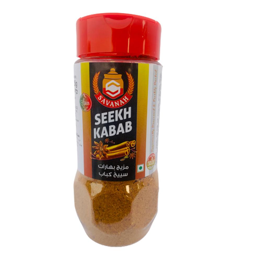 Savanah Seekh Kabab - 125gm