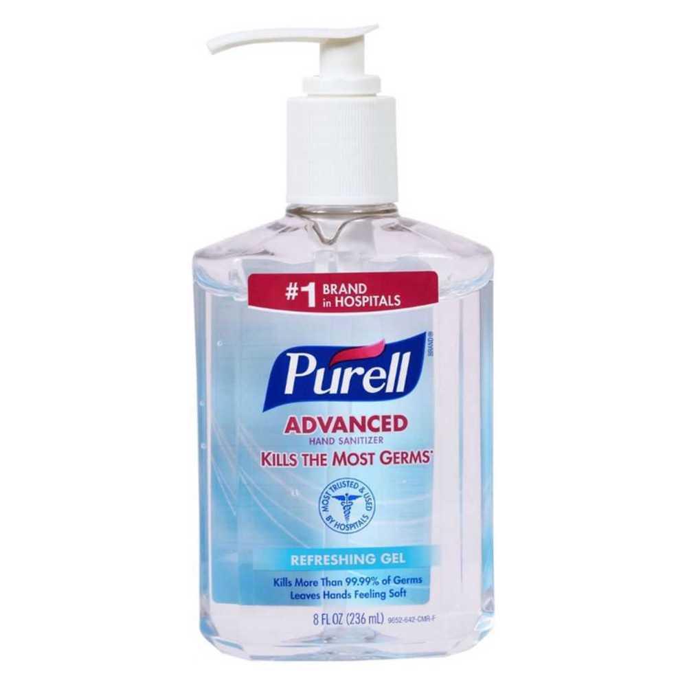 Purell Advanced Refreshing Gel Hand Sanitizer - 236ml