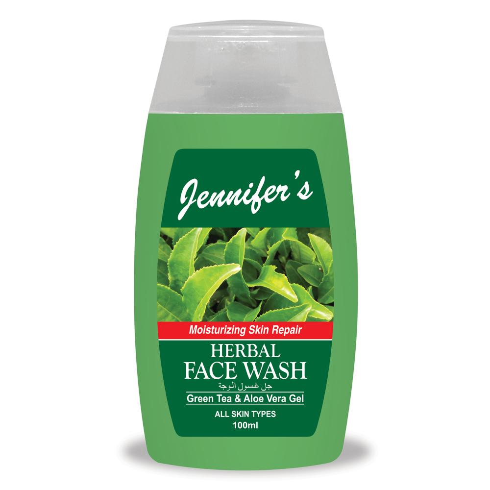Jennifer's Face Wash Herbal - 100ml