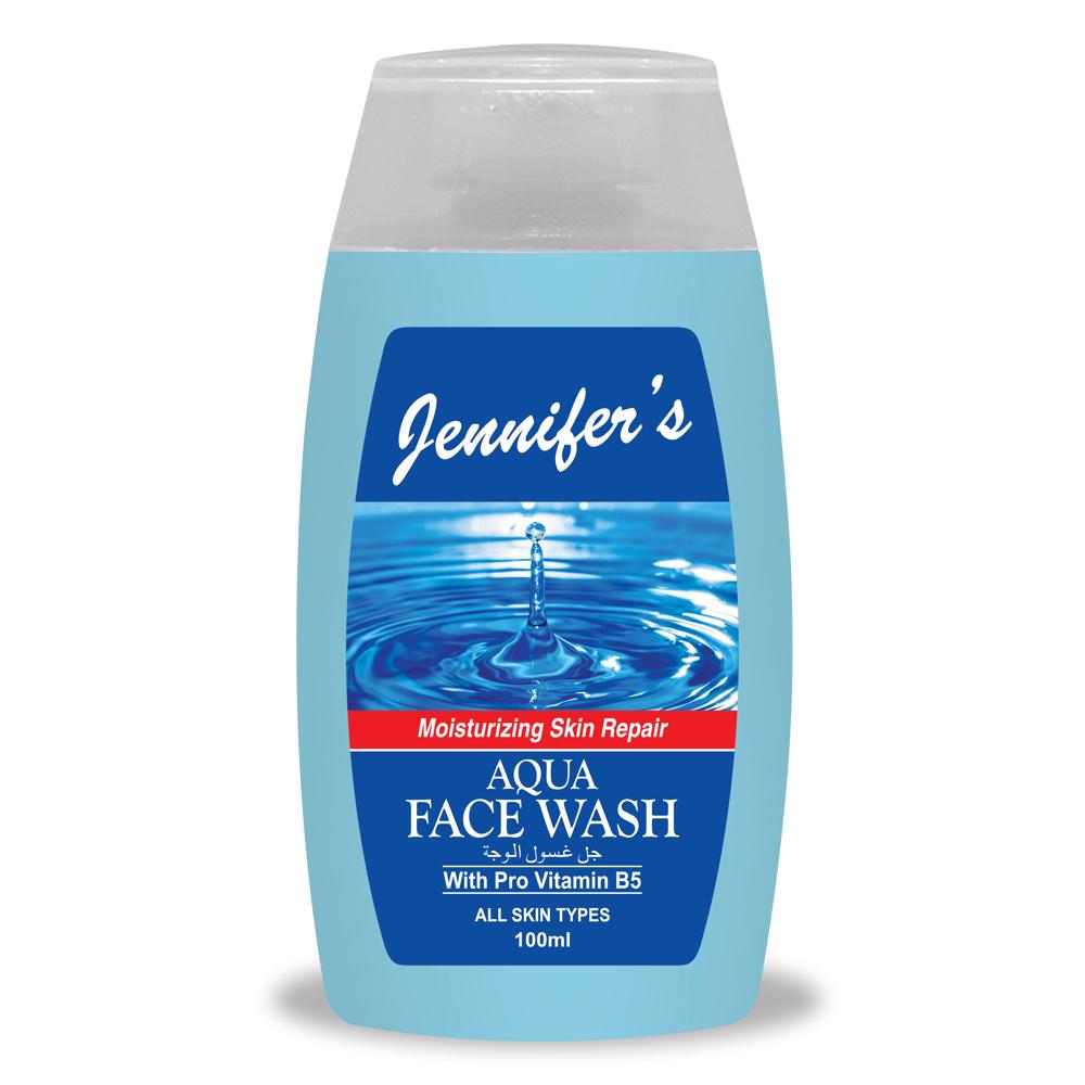 Jennifer's Face Wash Aqua - 100ml