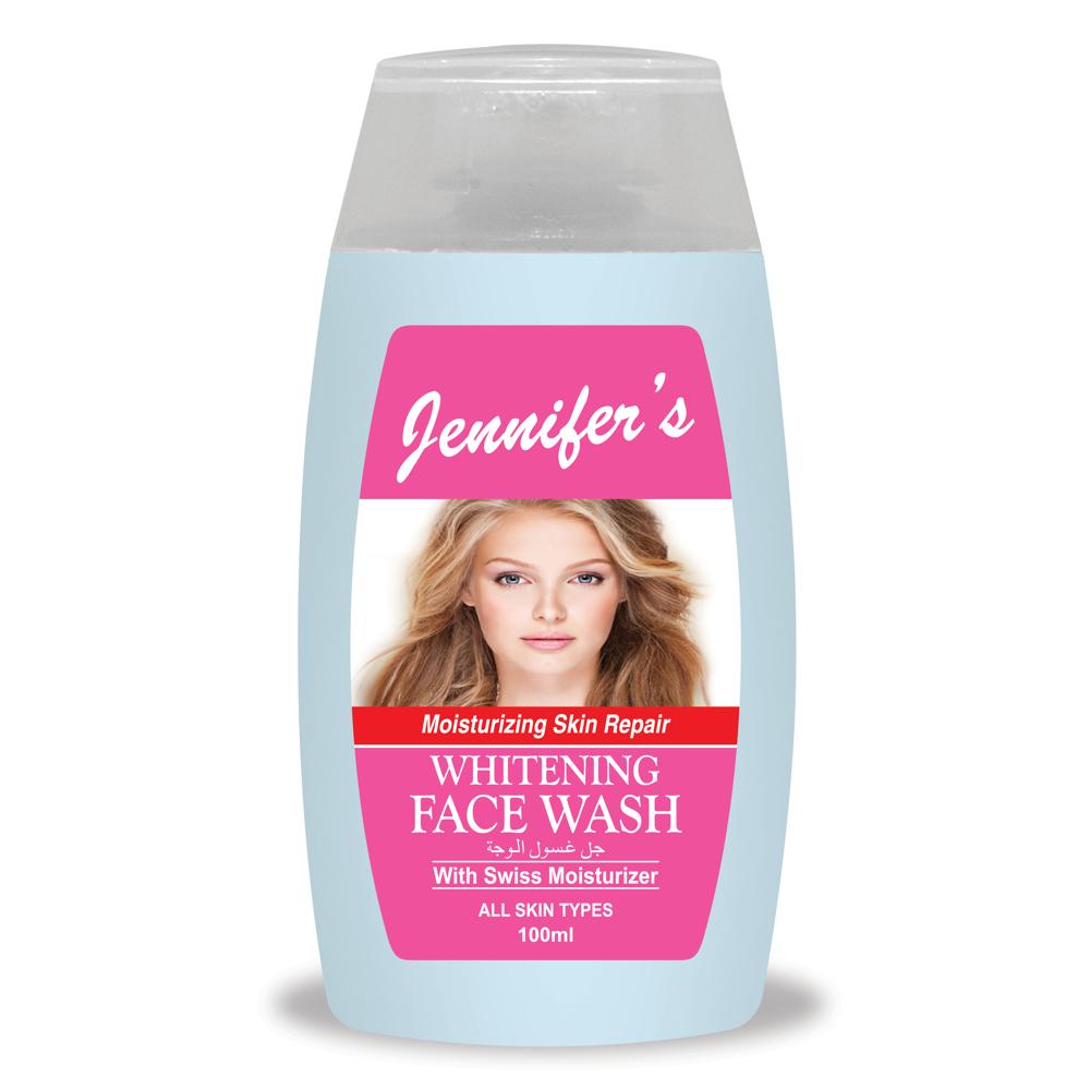 Jennifer's Face Wash Whitening - 100ml