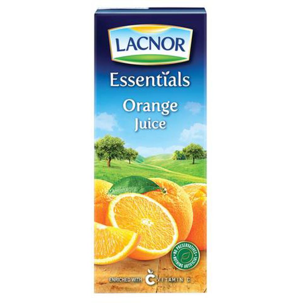 Lacnor Essentials Juice Orange-180ml