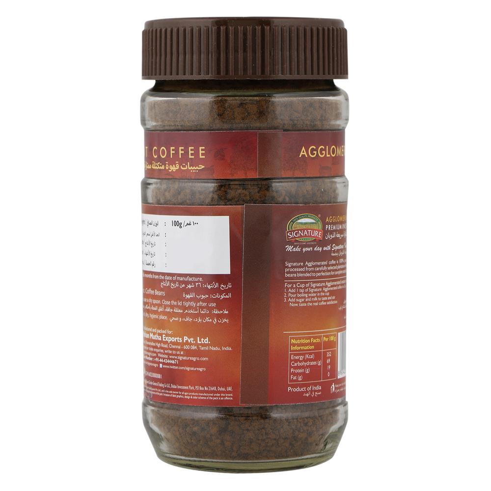 Signature Premium Pure Instant Coffee 100 gr