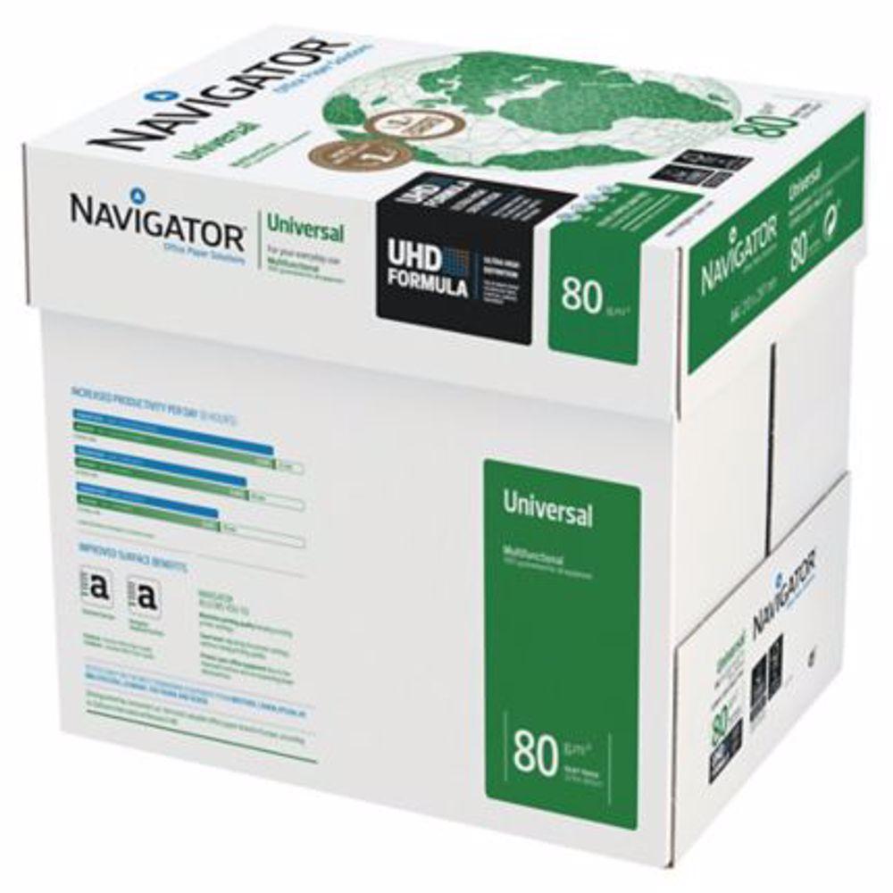 Navigator Universal Paper A3 80 GSM (5Reams/Box)