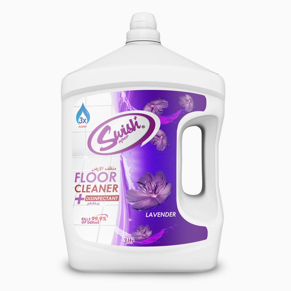 Swish Floor Cleaner Lavender-3L