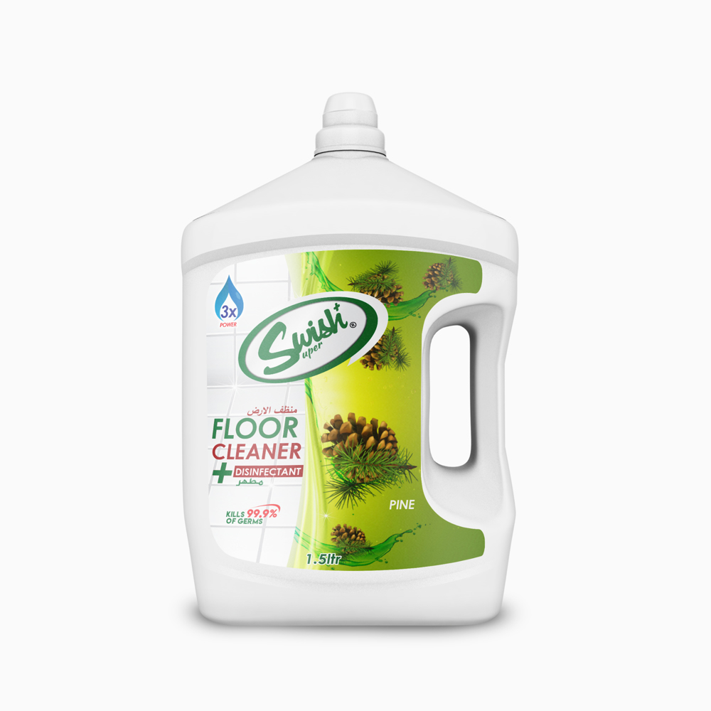 Swish Floor Cleaner Pine-1.5L