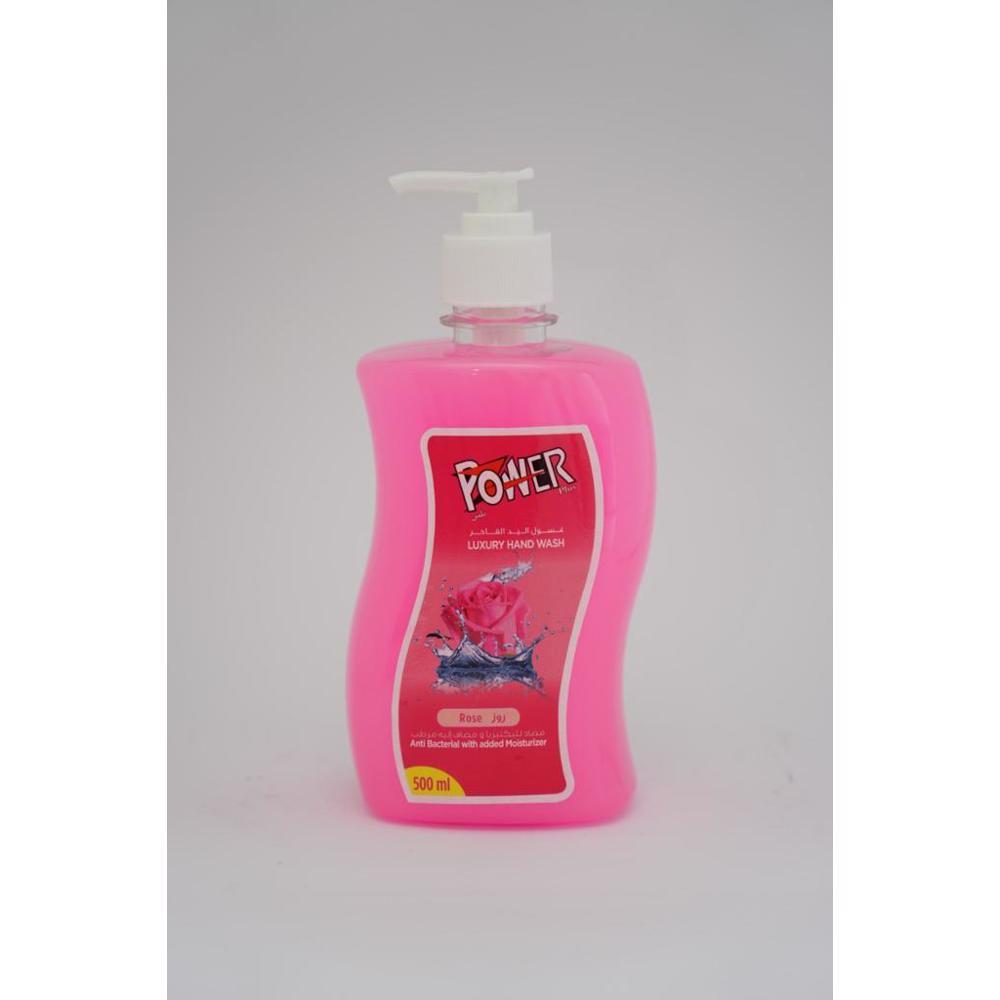 Power Hand Soap Rose-500ml