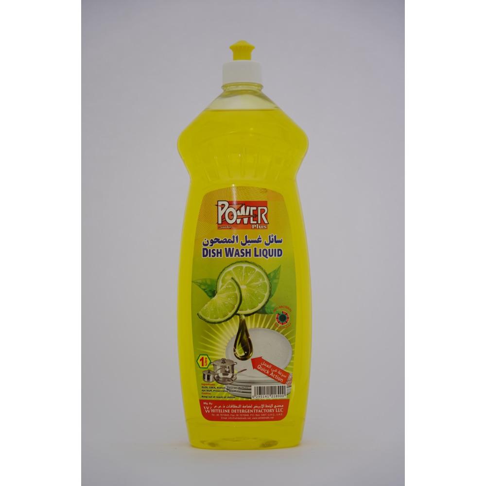 Power Dishwash Liquid Lemon-1L