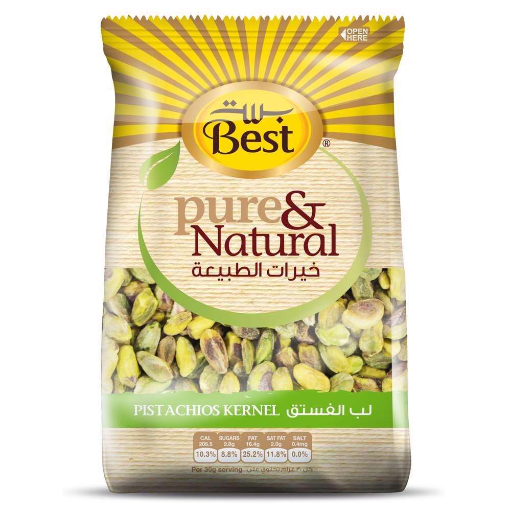 Best Pure & Natural Pistachios Kernel Bag 150gm