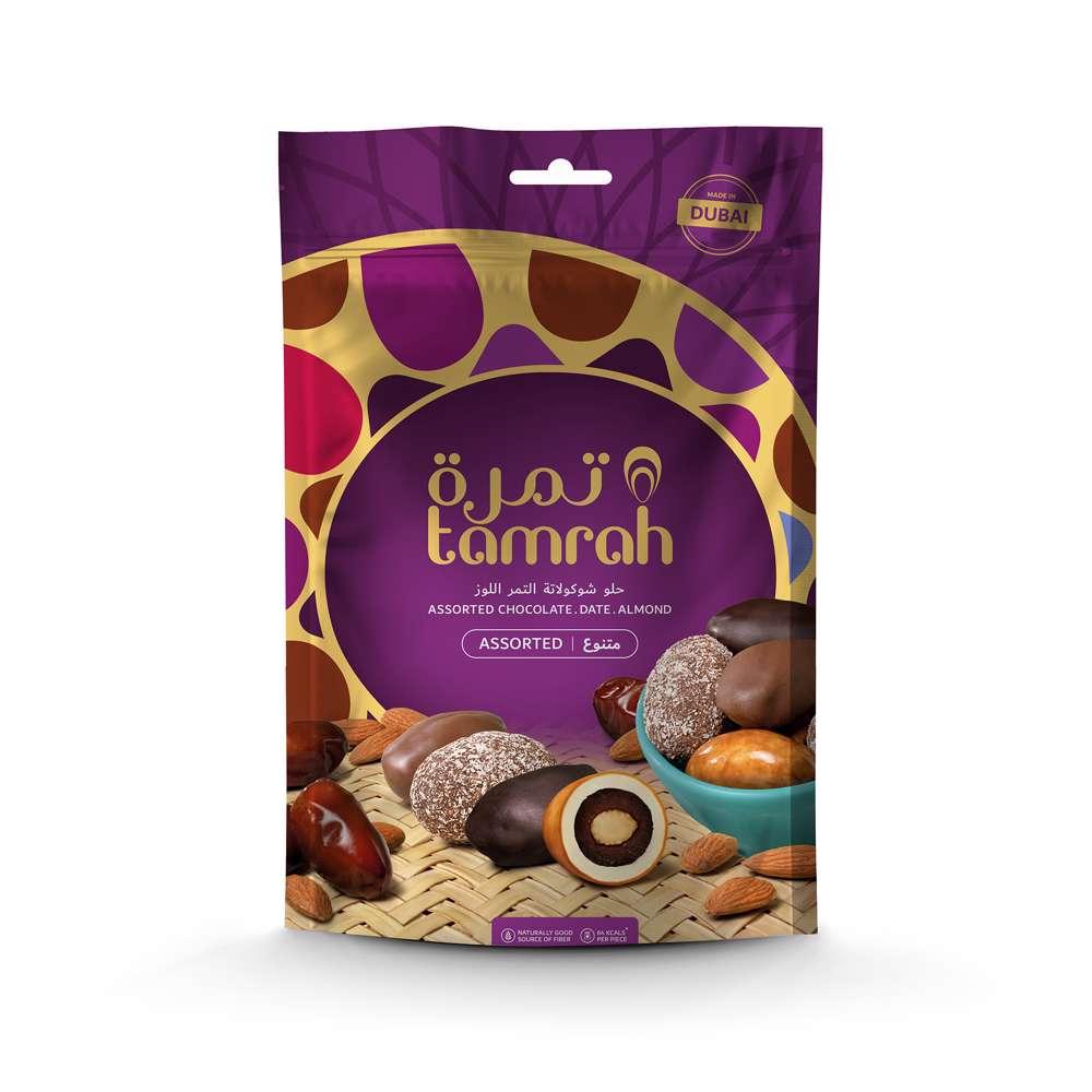 Tamrah Assorted Chocolate Zipper Bag 600gm