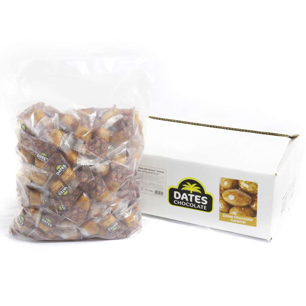 Dates Chocolate Caramel Bag 3kg