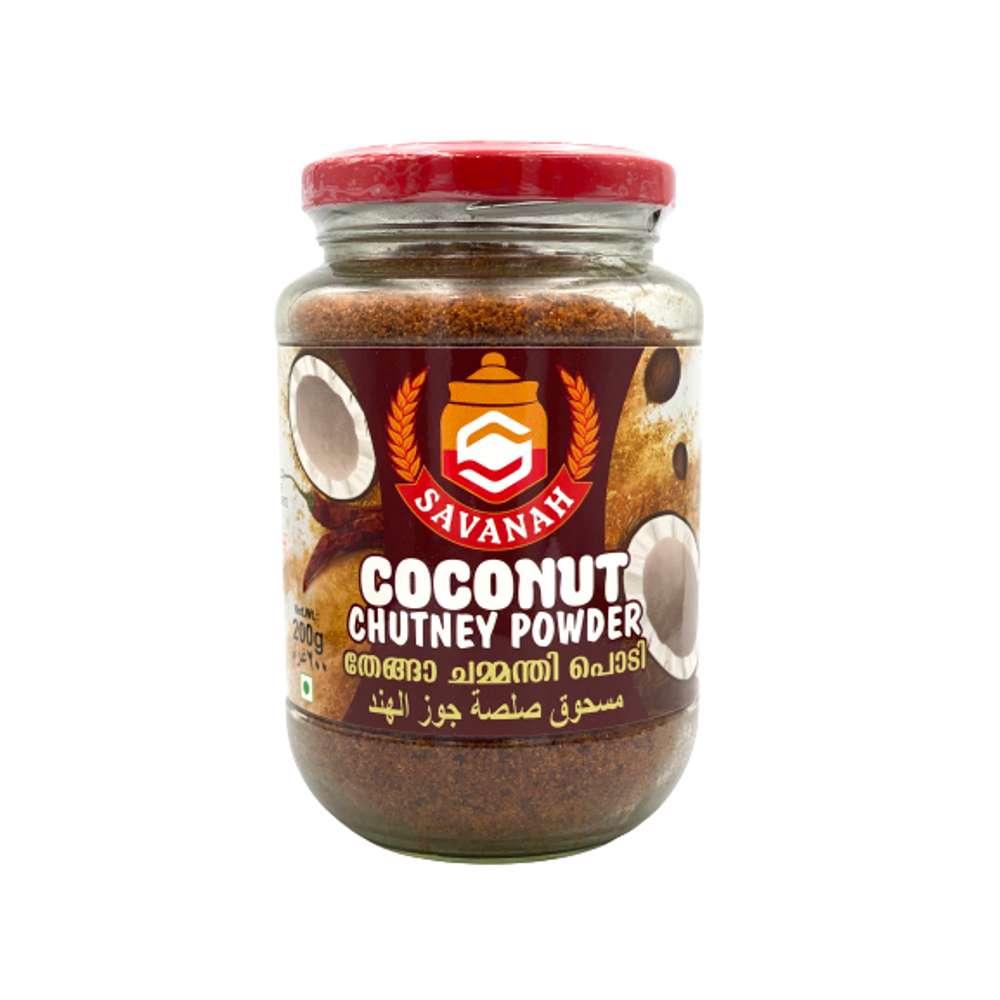 Savanah Coconut Chutney Powder-400gm