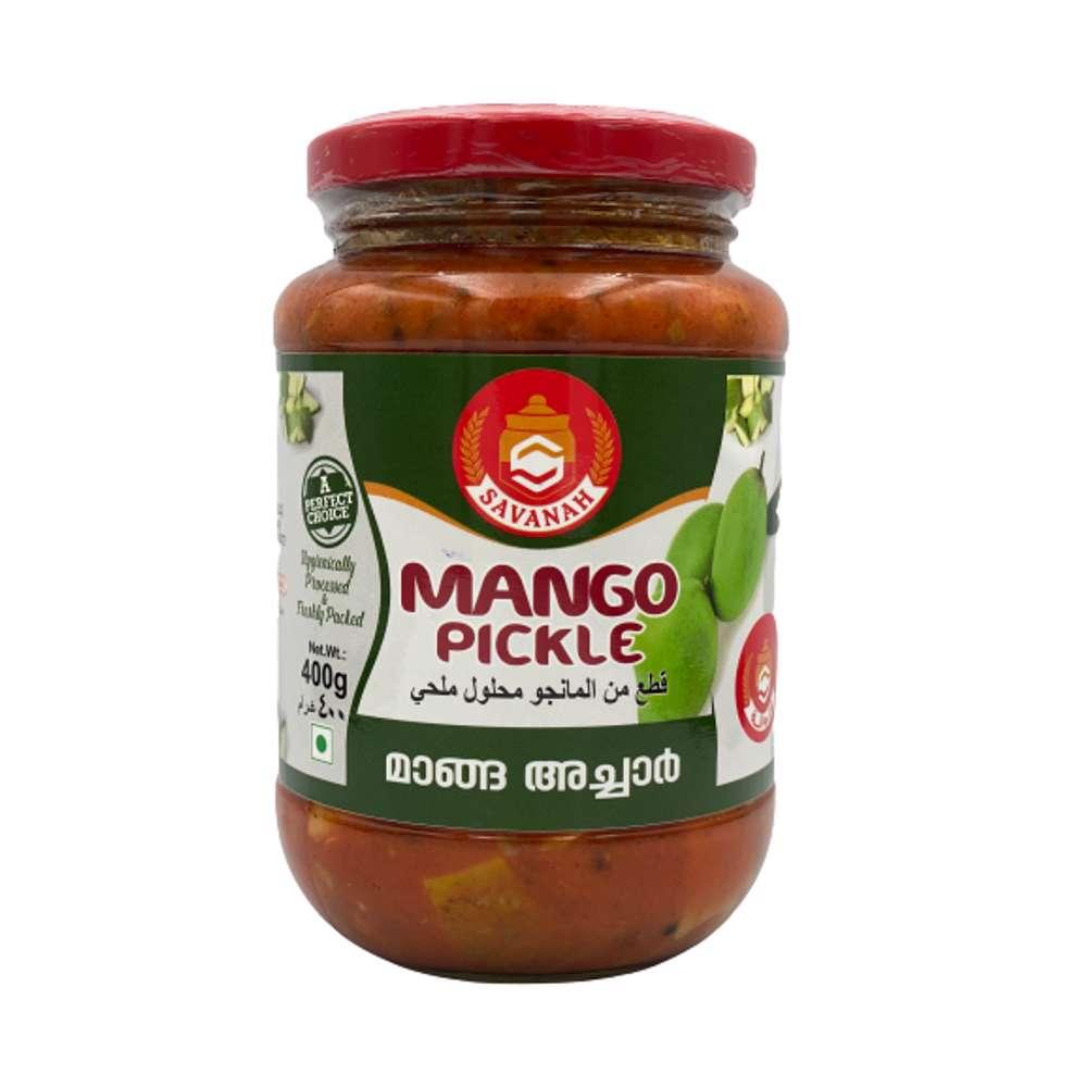 Savanah Cutmango Pickle-400gm
