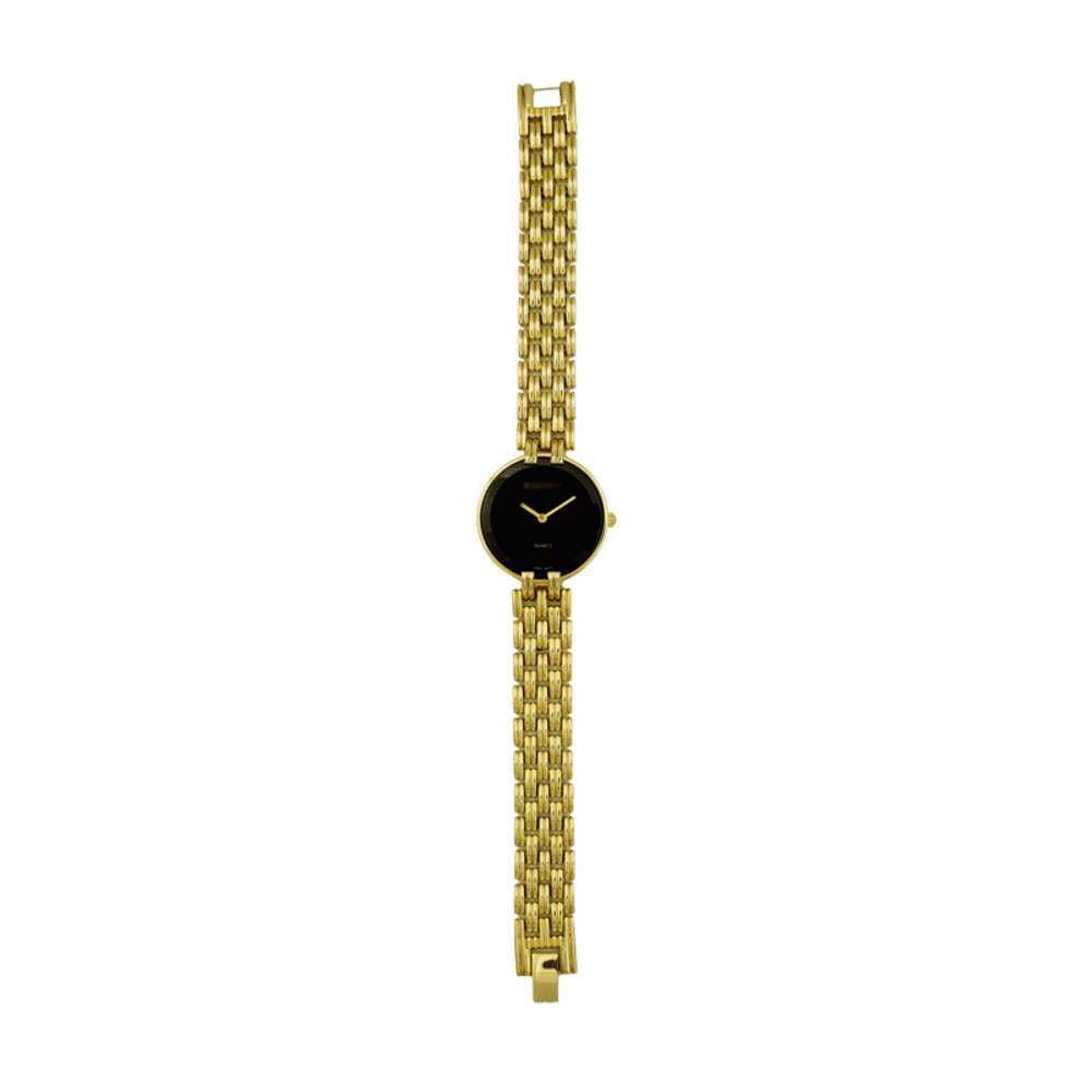 Trend Setter Women''s Gold Watch - Alloy Metal TD3101L-2