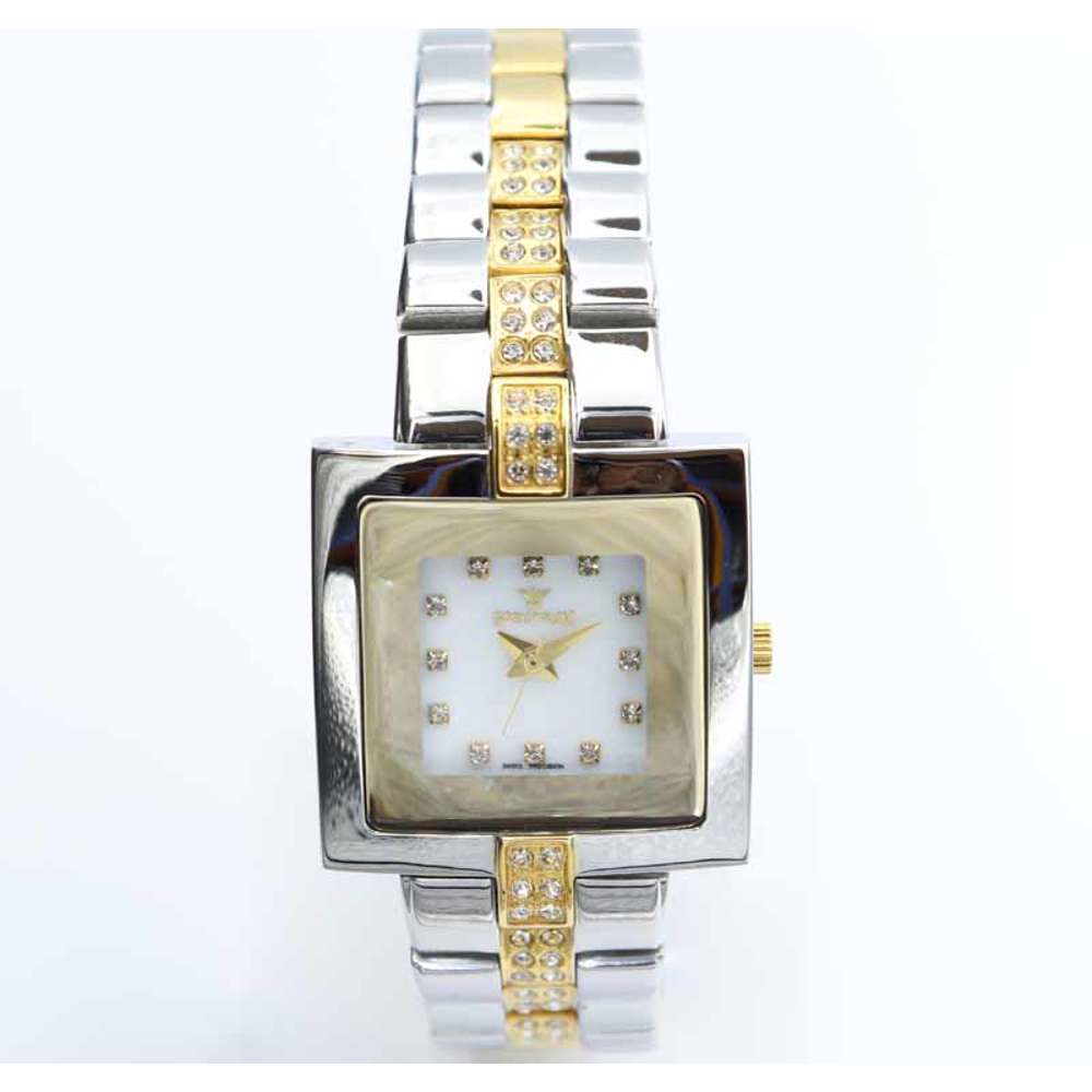 Creative Women''s Two Tone Watch - Stainless Steel S12481L-4