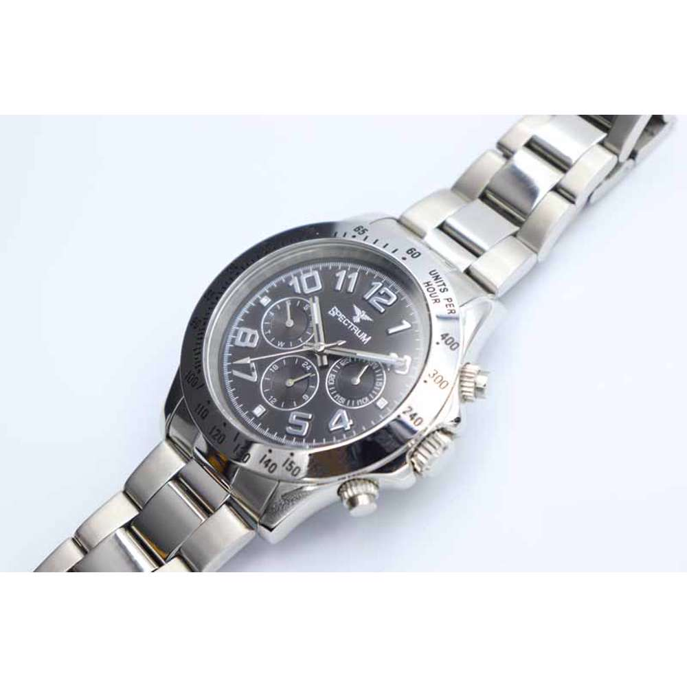 Explorer Men''s Silver Watch - Stainless Steel S25104M-4