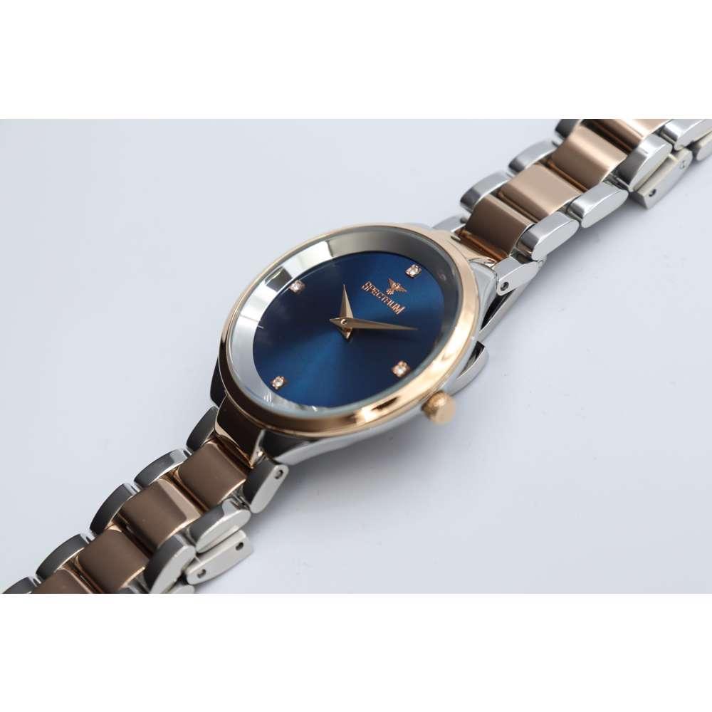 Truth Seeker Women''s Two Tone Rose Watch - Stainless Steel S25168L-4