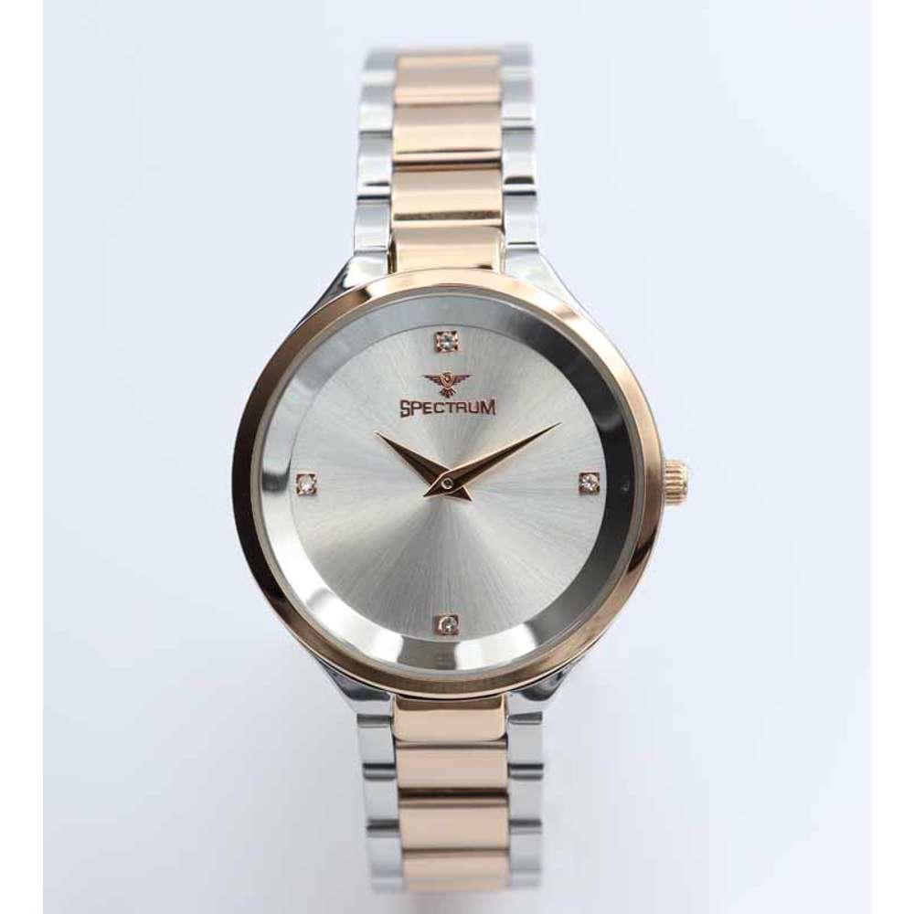 Truth Seeker Women''s Two Tone Rose Watch - Stainless Steel S25168L-5