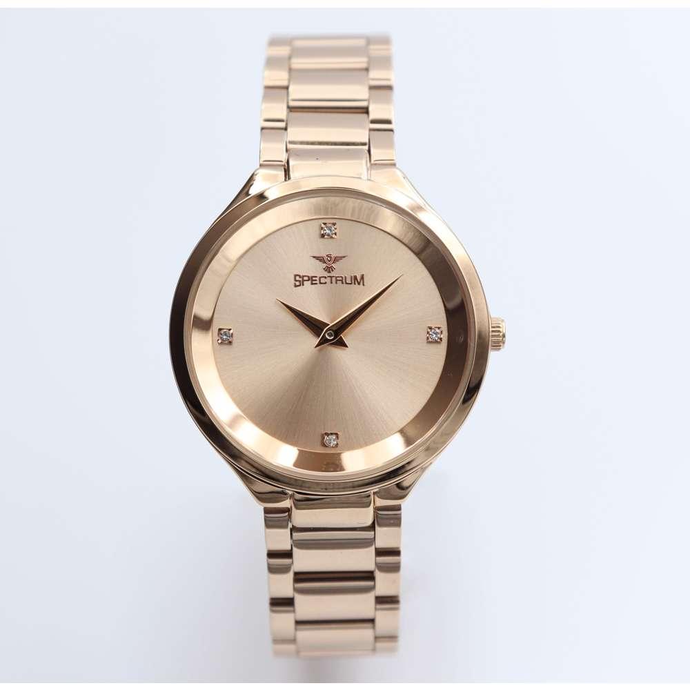 Truth Seeker Women''s Rose Gold Watch - Stainless Steel S25168L-8