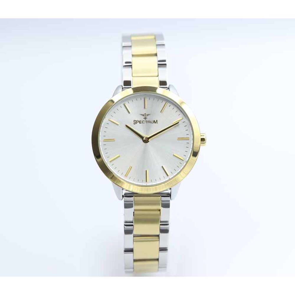 Truth Seeker Women''s Two Tone Watch - Stainless Steel S25170L-3