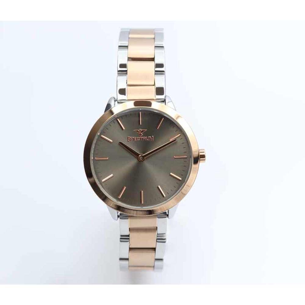 Truth Seeker Women''s Two Tone Rose Watch - Stainless Steel S25170L-6