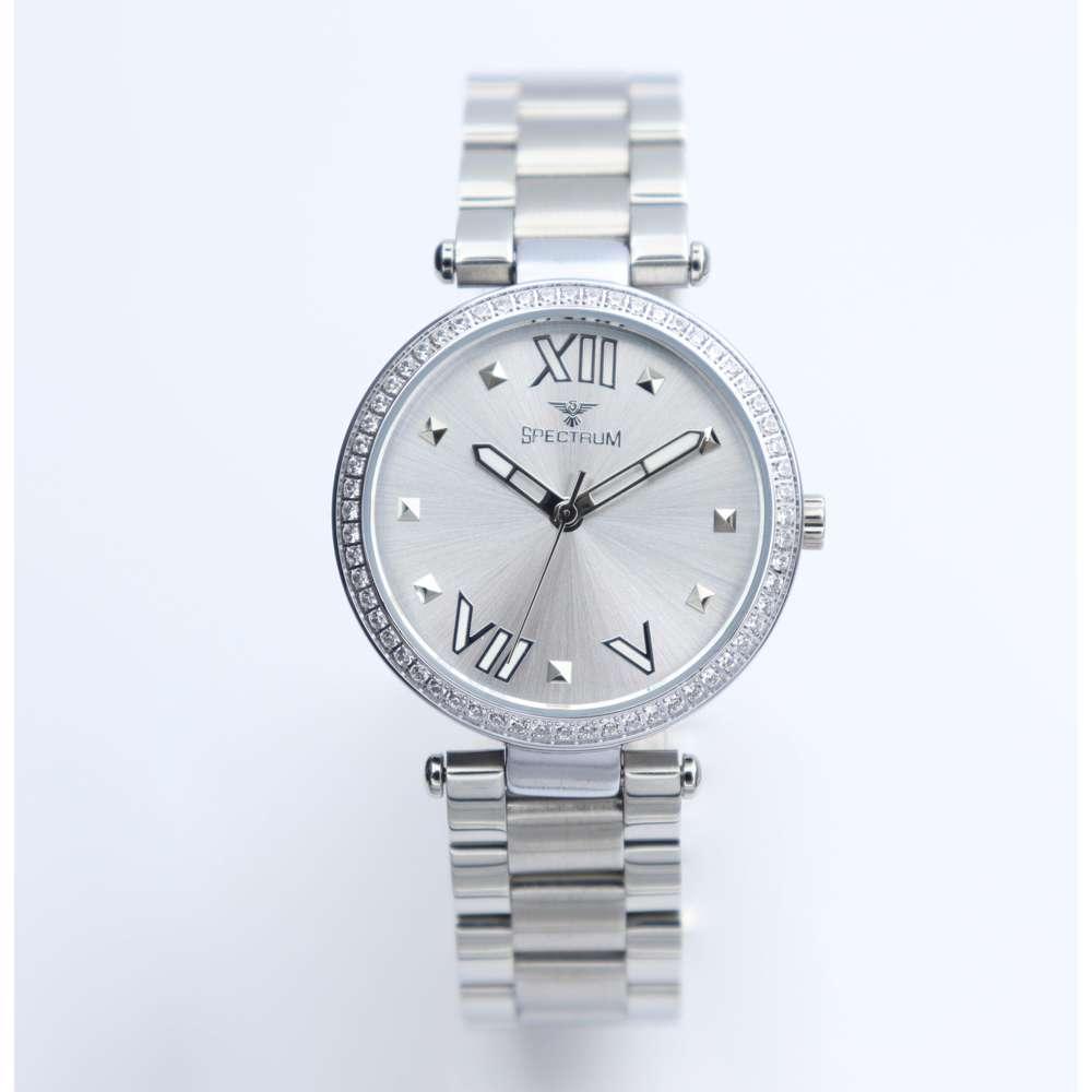 Creative Women''s Silver Watch - Stainless Steel S25171L-10