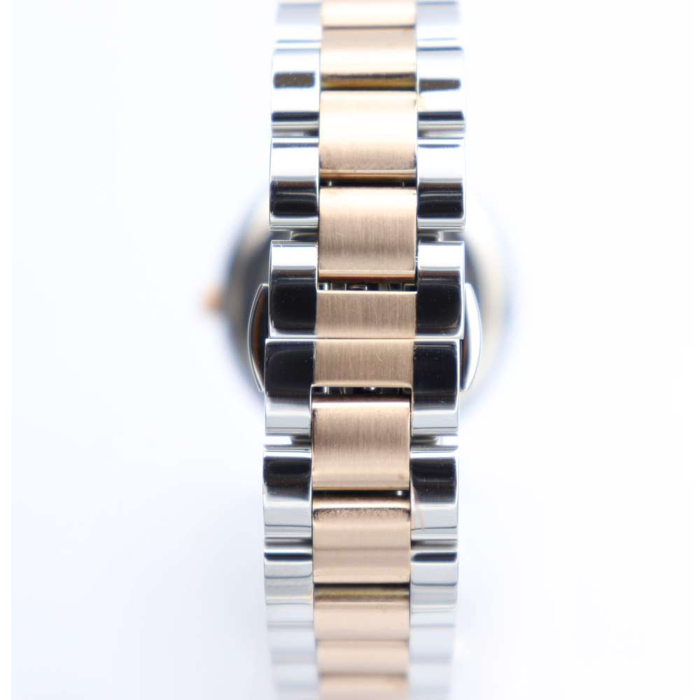 Creative Women''s Two Tone Rose Watch - Stainless Steel S25171L-5