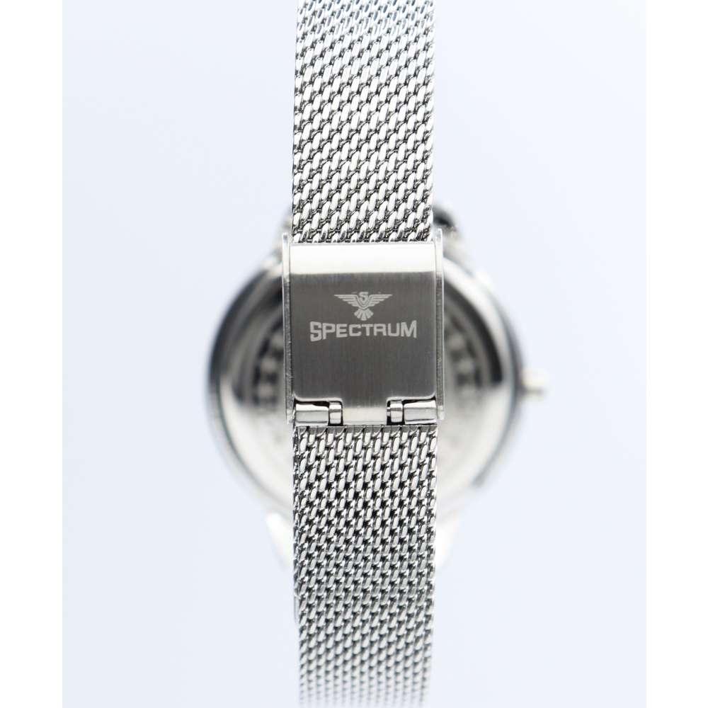 truth Seeker Women''s Silver Watch - Mesh Band S25176L-8